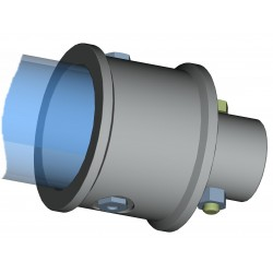 Opening gear motor 82053
