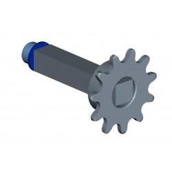 Opening/shading gear motor 38824