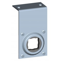 Ball bearing support for...