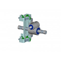 1/24 reducer with Ø32...